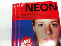 Wolf-Print: Sonderausgabe der Neon produziert bei Wolf