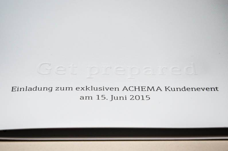 Endress + Hauser Einladung Box by Wolf-Manufaktur