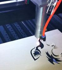Laserstanzung – Liebe zur filigranen Detailarbeit