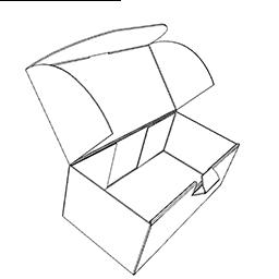 Veredelte Verpackungen bei Packung24.de