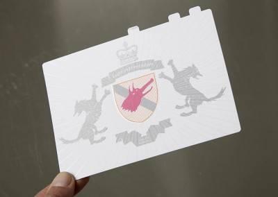 Edelwolf-Karte