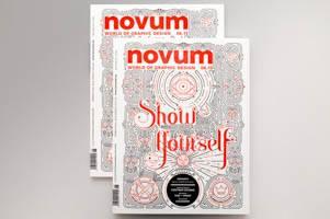 Das Novum Cover 06.15 – produziert bei Wolf-Manufaktur