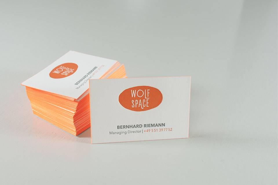 Letterpress Visitenkarten Online Bestellen