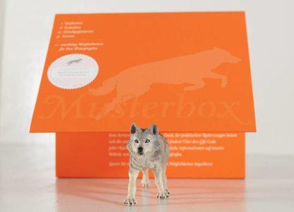 Edle visitenkarten mit pr gung letterpress und mehr - Wolf manufaktur ...