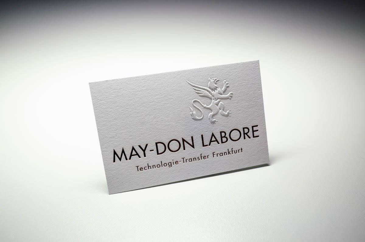 Die Schönsten Visitenkarten Wolf Manufaktur