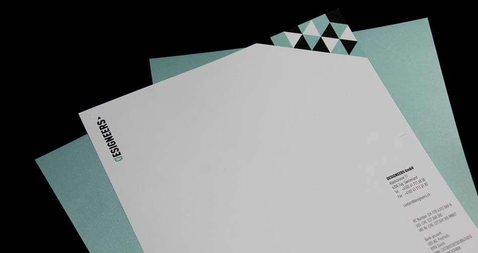 DESIGNEERS Briefpapier Wolf-Manufaktur