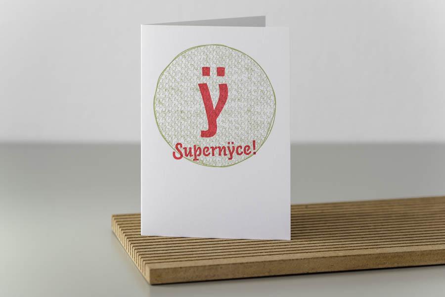 Letterpress klappkarten mit motiv wolf manufaktur - Wolf manufaktur ...