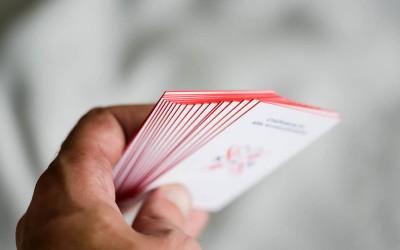 Visitenkarten drucken lassen – Make or Buy?