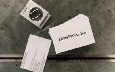 Visitenkarten drucken lassen mit der Wolf-Manufaktur