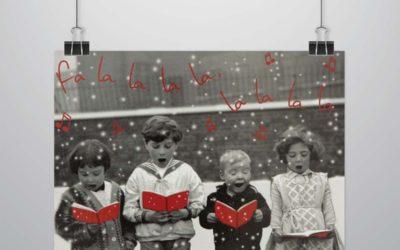 Noch keine Weihnachtskarten? Jetzt noch große Auswahl sichern!