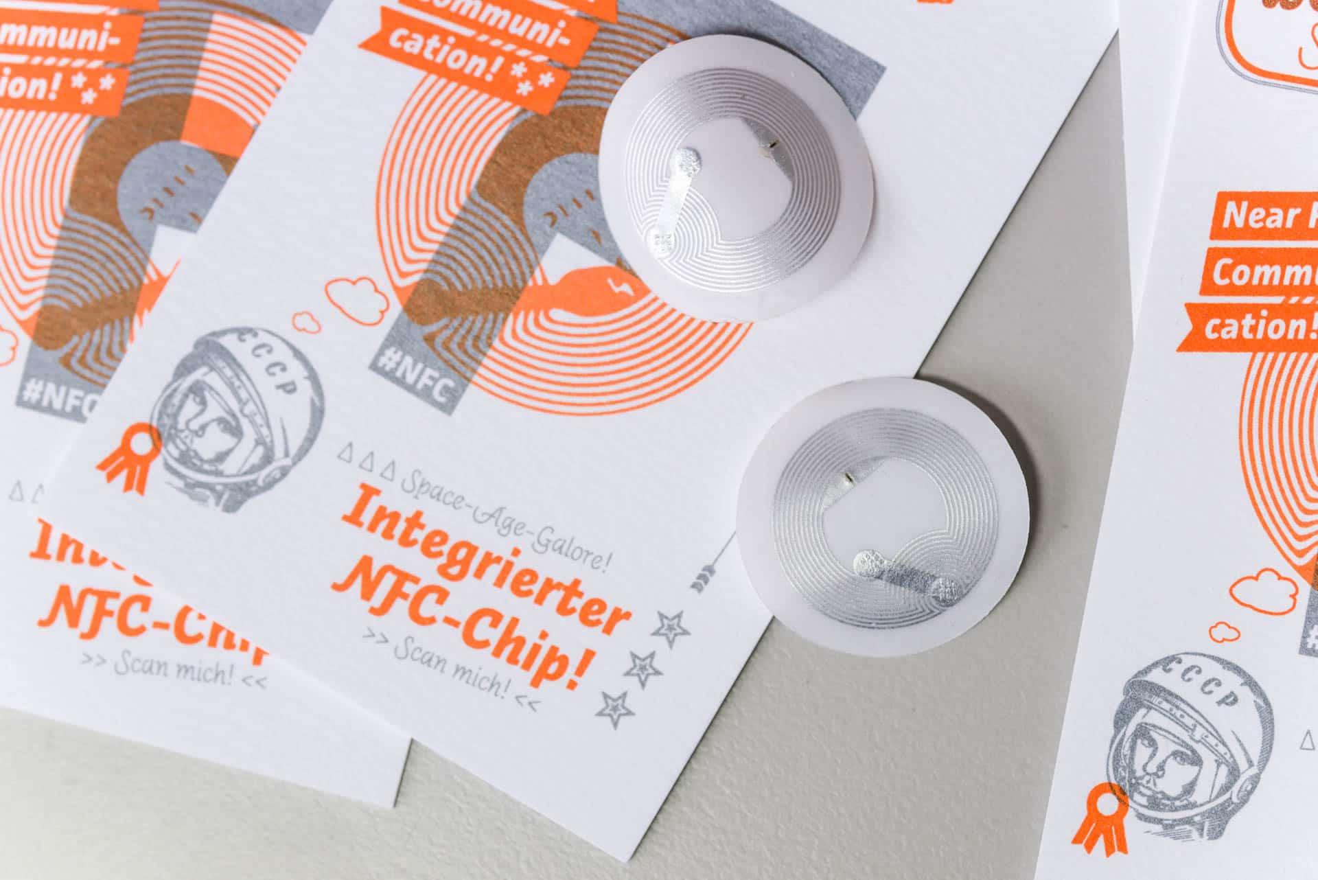 Nfc Visitenkarte Bei Wolf Manufaktur We Love Print