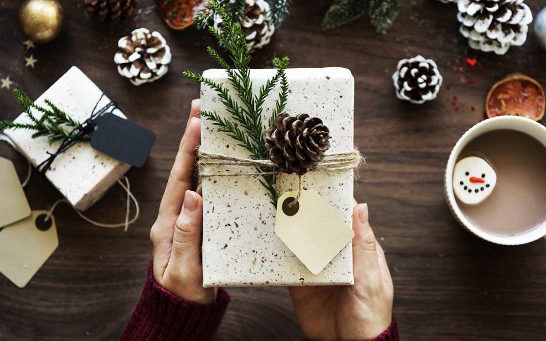 5 tolle Ideen, um Ihre Weihnachtsgeschenke zu verpacken