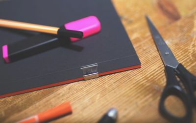 Blattklammern – flexible Bindung für Broschüren