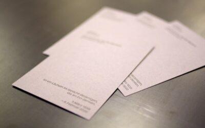 Trauerkarten – Wir veredeln hochwertige Andenken