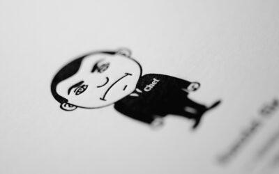 Kleine Motive kommen groß raus – mit Letterpress